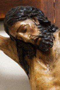 Cristo del Altar - Rostro