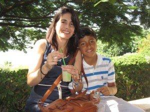 Claudia y Alejandro