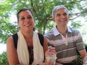 Gustavo y Estela