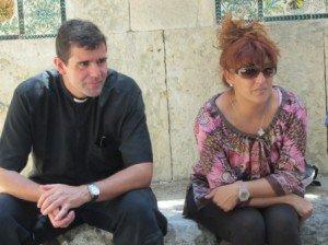 Rosamar y Gonzalo