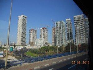 Tel Aviv moderno