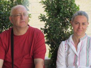 María y Rafa